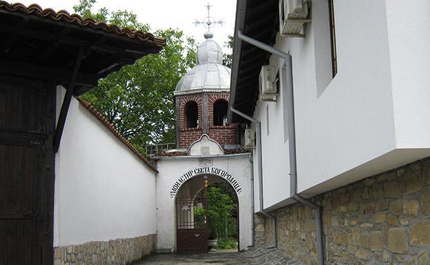 абарашки богородица манастир